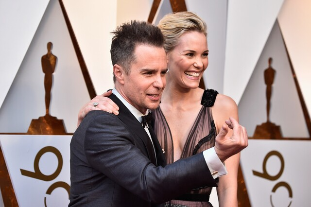 Photos Celebrities Walk The Red Carpet At The 2018 Oscars