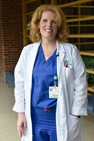 A day with Elizabeth Aquino, Surgical Advanced Practitioner