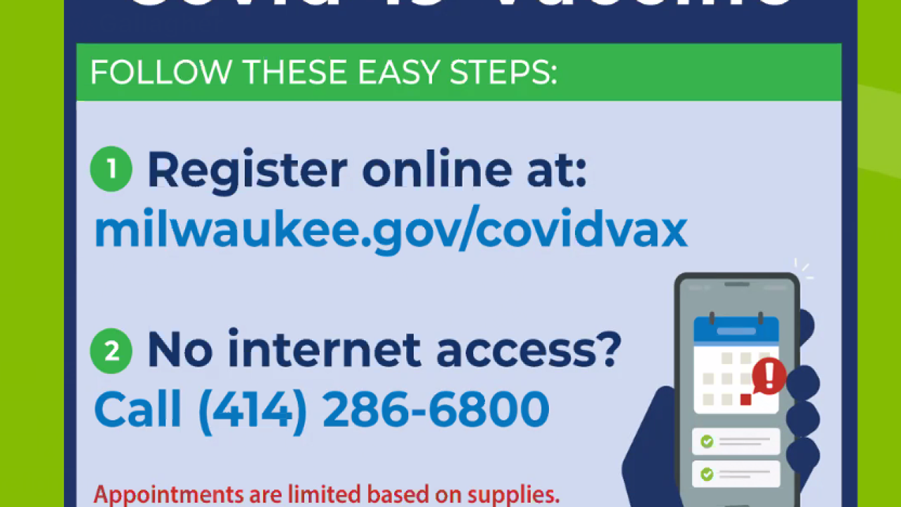 COVID-19 Vaccine Website and Hotline