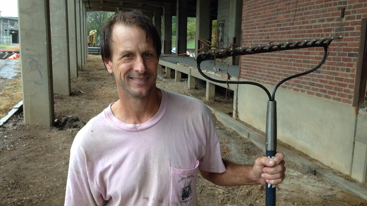 Meet Rick Tatnall, tireless champion working to replenishRichmond