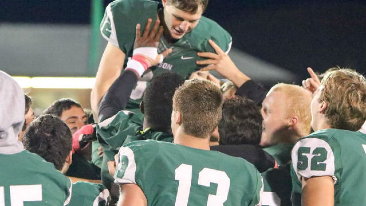 Mason senior's score means more than typical TD