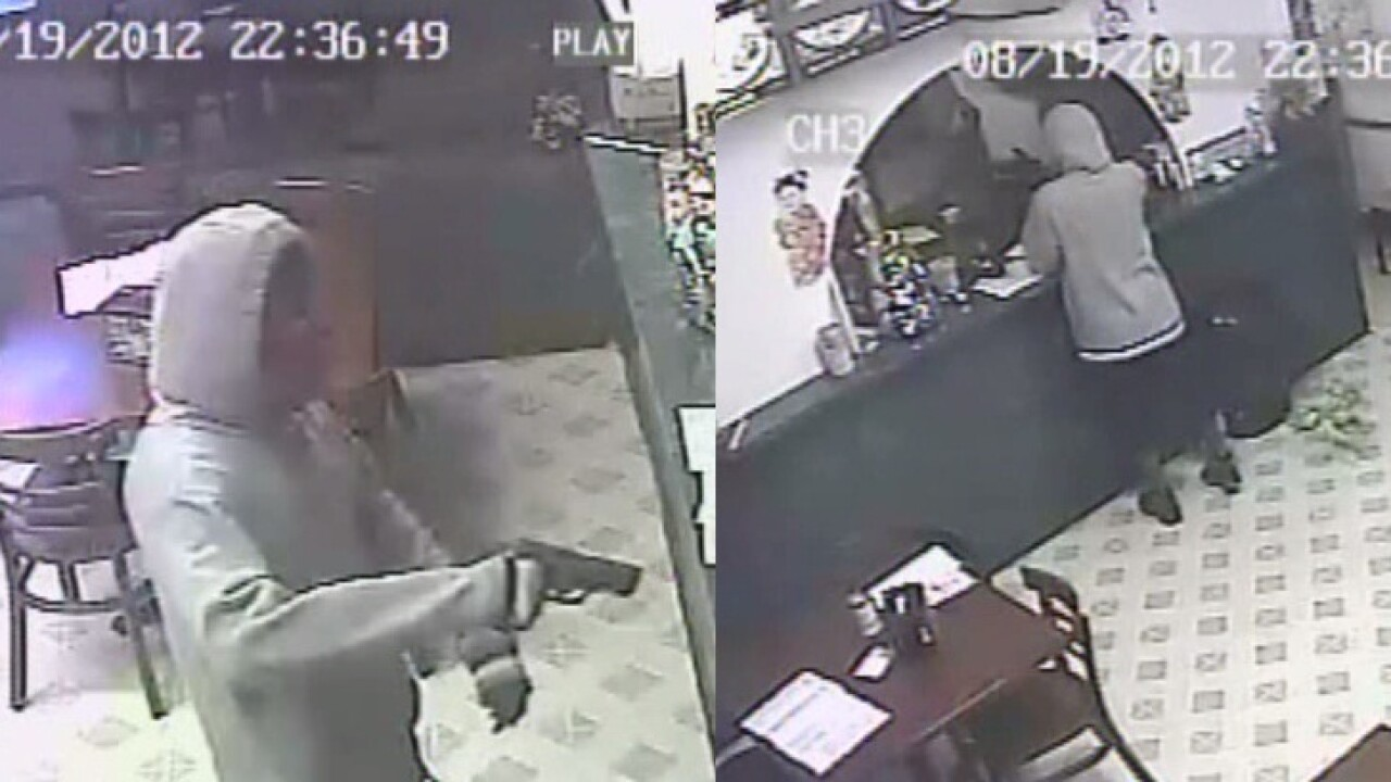 Suspect wanted for robbing New China Express in Newport News