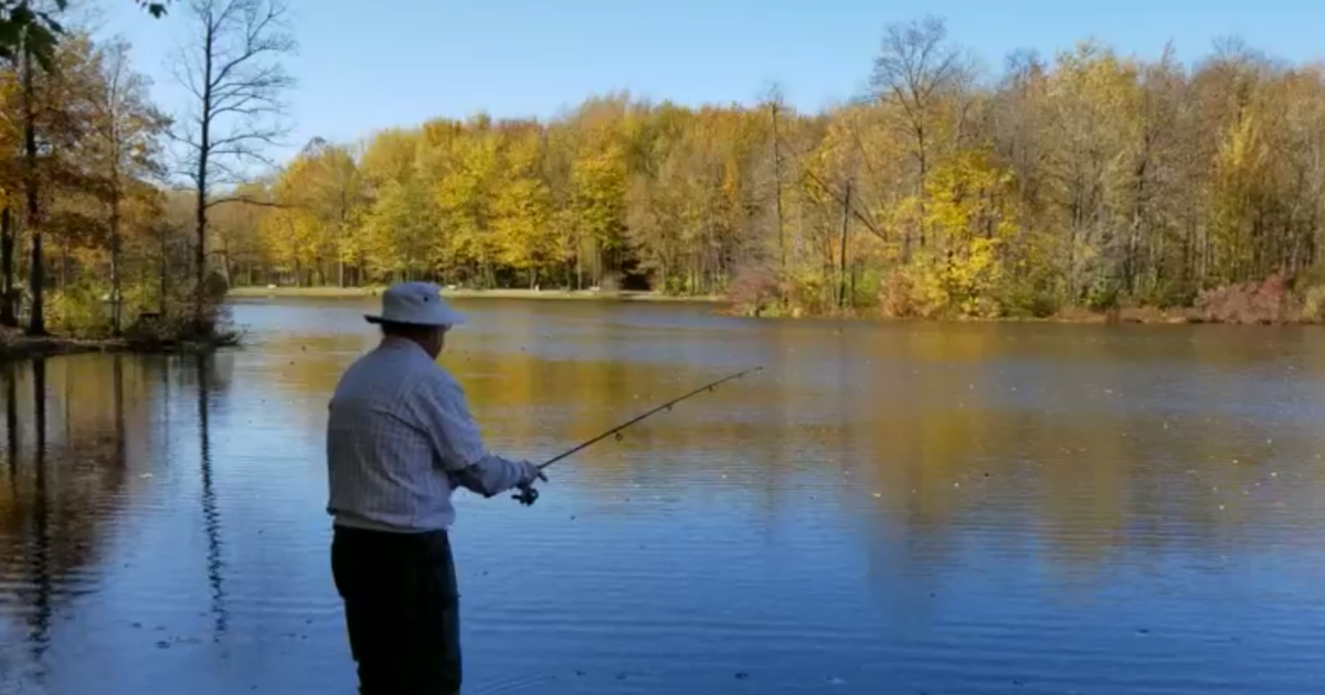 Lake Metroparks extends fishing season by stocking Hidden Lake with 1,000 pounds of rainbow trout