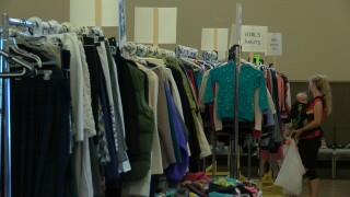 Big Sky Fellowship offers community help with clothing swap