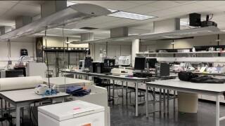 Lake Superior State University cannabis lab