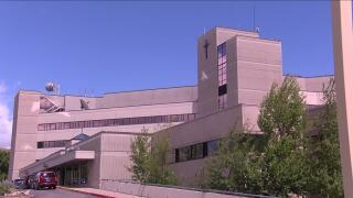 Providence Saint Patrick Hospital in Missoula
