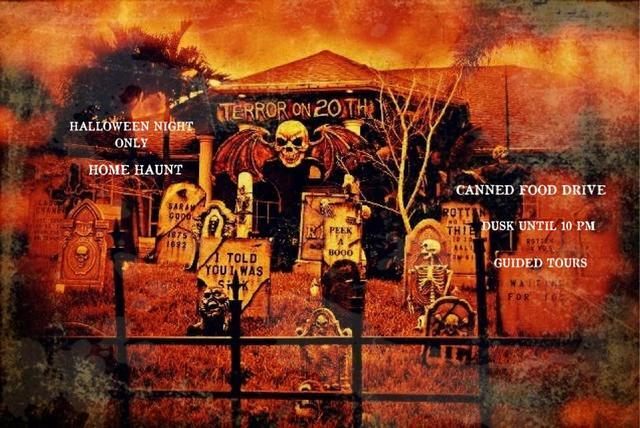 Local Haunted Houses and Halloween Entertainment