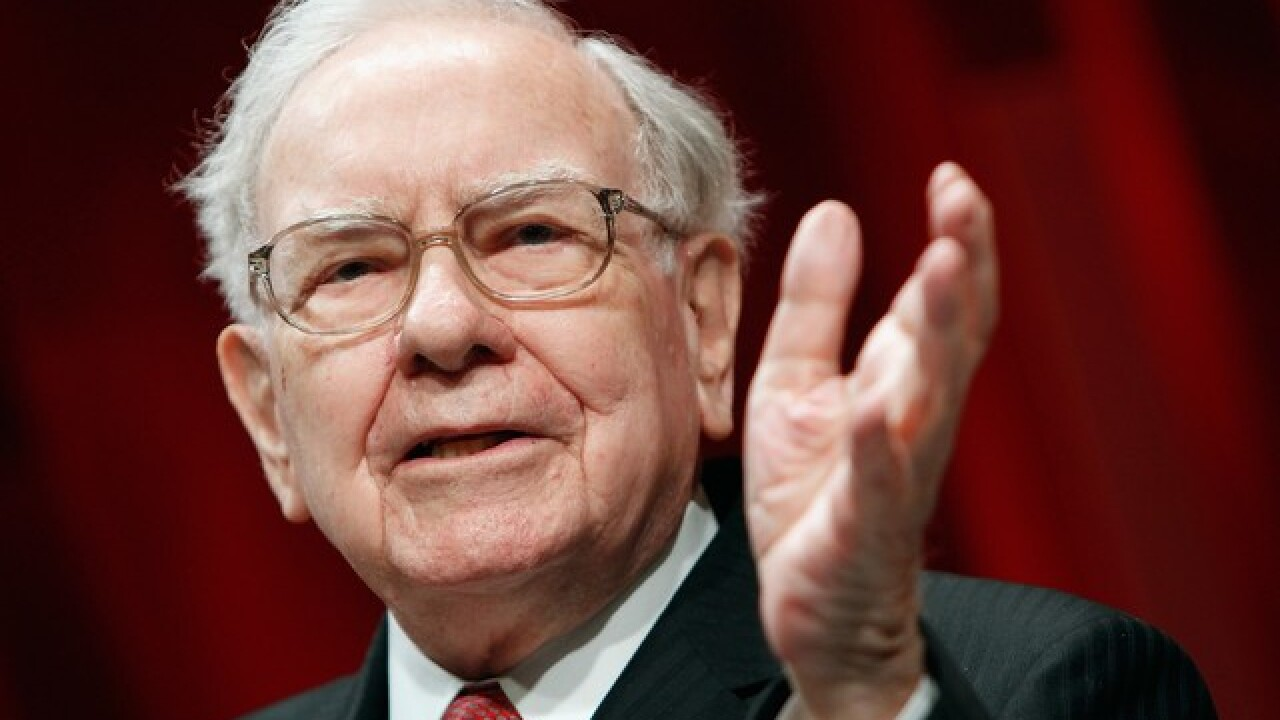 Warren Buffett bet benefits Girls Inc.