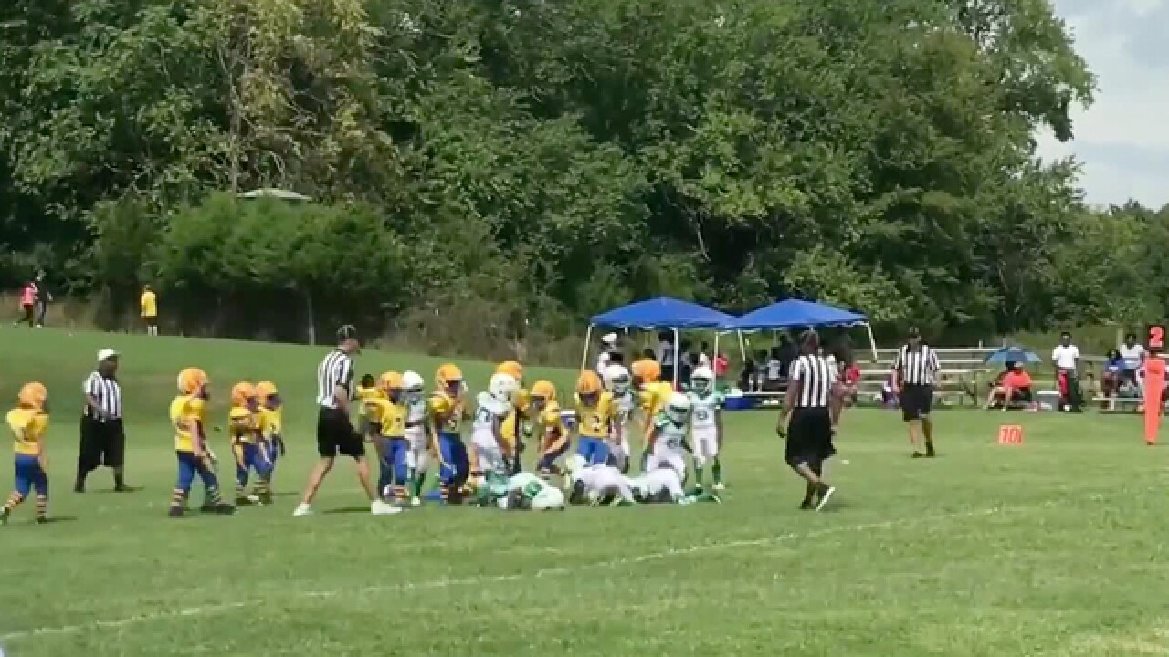 Antioch Jets Have Their First Game In La Vergne