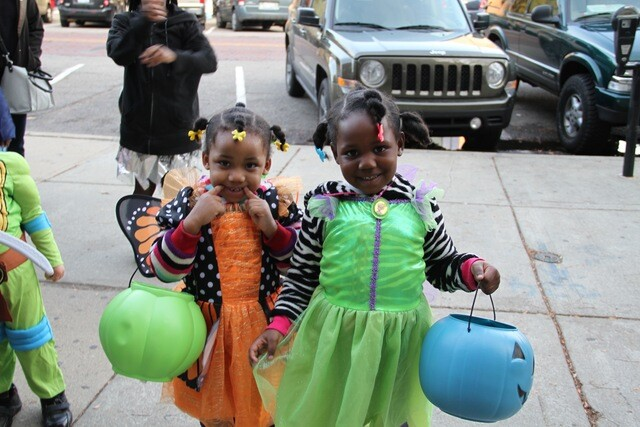 Photos: Trick-or-Treat on the Square