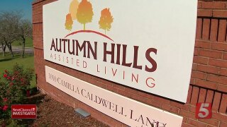 Metro Audit Finds Lack Of Oversight Led To Problems At Autumn Hills Assisted Living