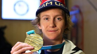 Colorado town changes name to honor gold medalist