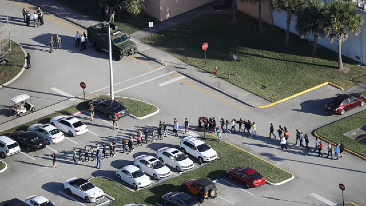 Timeline shows threats made against San Diego County schools
