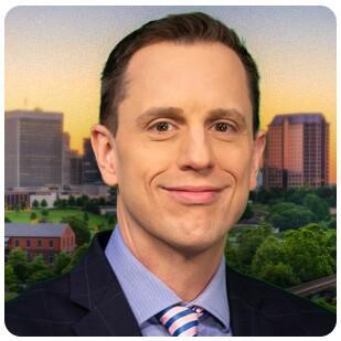 Meteorologist Mike Stone