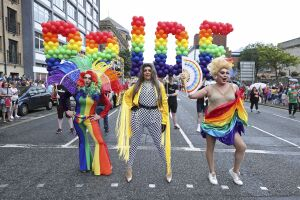 Northern Ireland Belfast Pride Parade