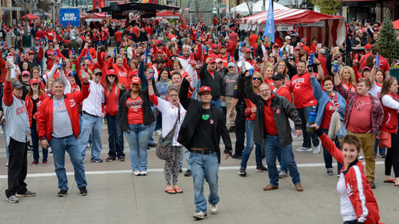 2019 Findlay Market Parade scheduled for Reds Opening Day