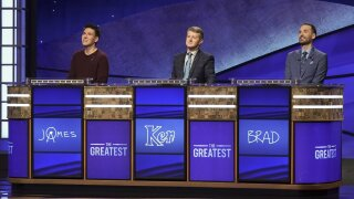 Jeopardy Greatest of All Time tournament