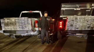 Texas K-9 sniffs out $1.2 million worth of meth from tractor trailer