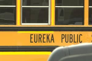 eureka school bus