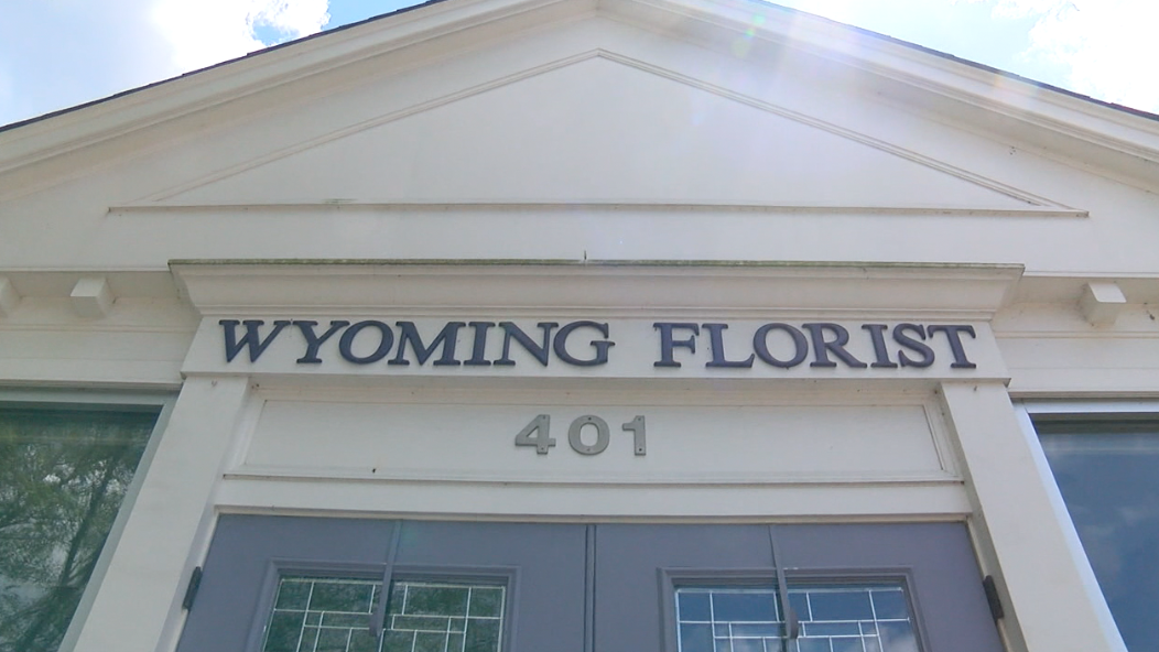 Family-owned business Wyoming Florists has been open since 1951