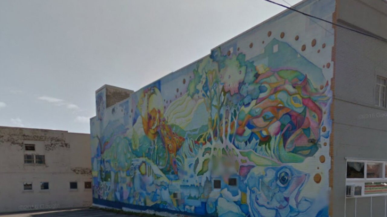 Covington to say goodbye to iconic mural