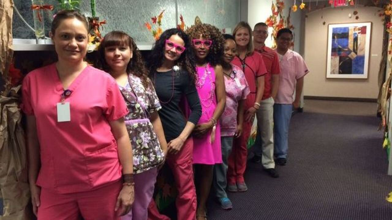 October Breast Cancer Awareness events
