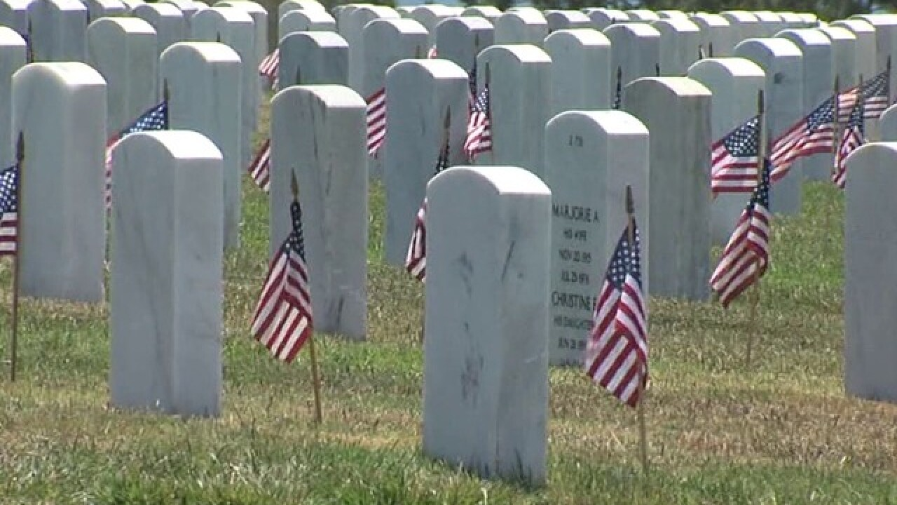 Where to go for Memorial Day ceremonies in SD