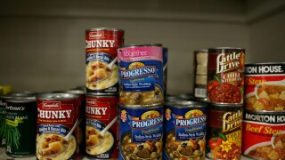 Food Banks Around The Country Continue To See Increase In Demand For Goods