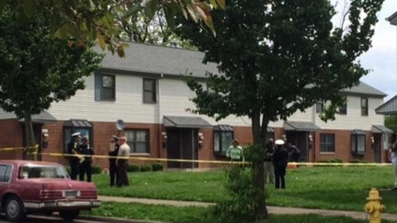 PD: One dead after Winton Terrace shooting