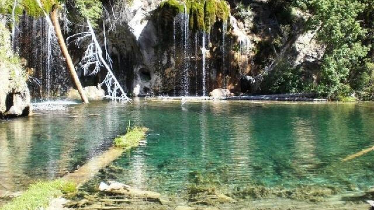 Hanging Lake Trail closed Saturday