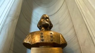 Nathan Bedford Forrest Bust with Sign.png