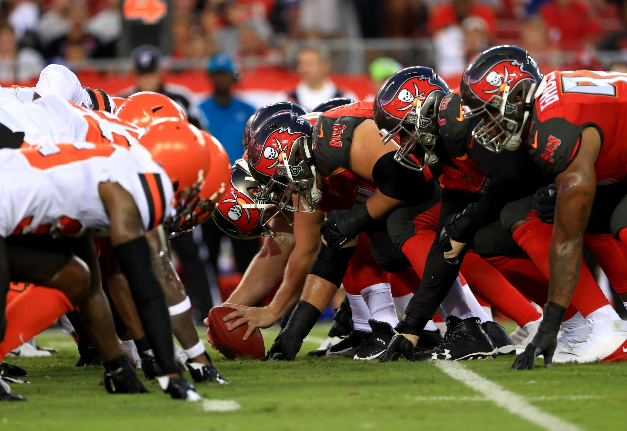 Cleveland Browns v Tampa Bay Buccaneers