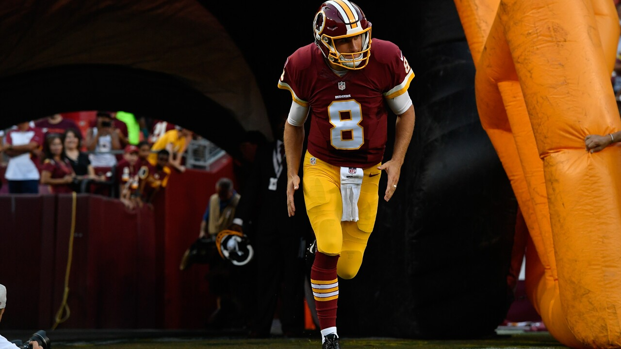 Reports: Redskins QB Kirk Cousins unlikely to sign deal by Monday deadline