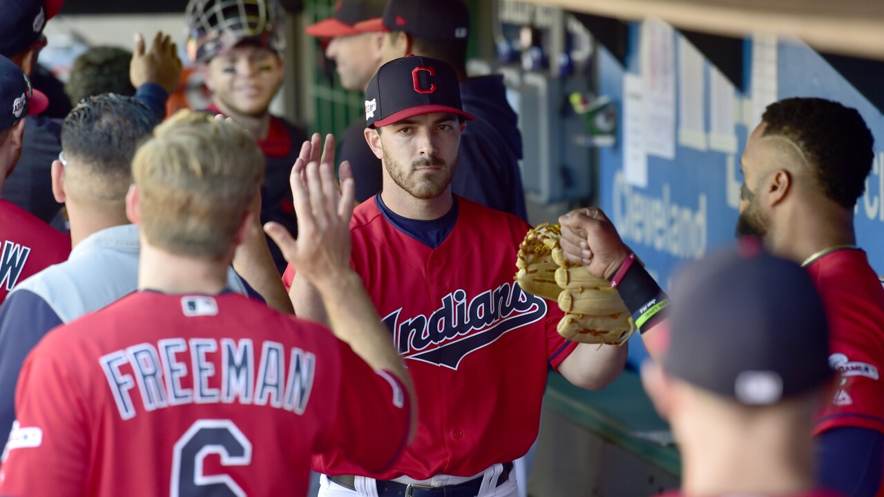 Indians' Aaron Civale dazzles in MLB debut, stops Tigers