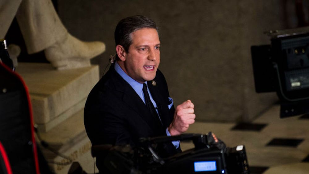 Ohio congressman Tim Ryan joins crowded field seeking Democrat nomination