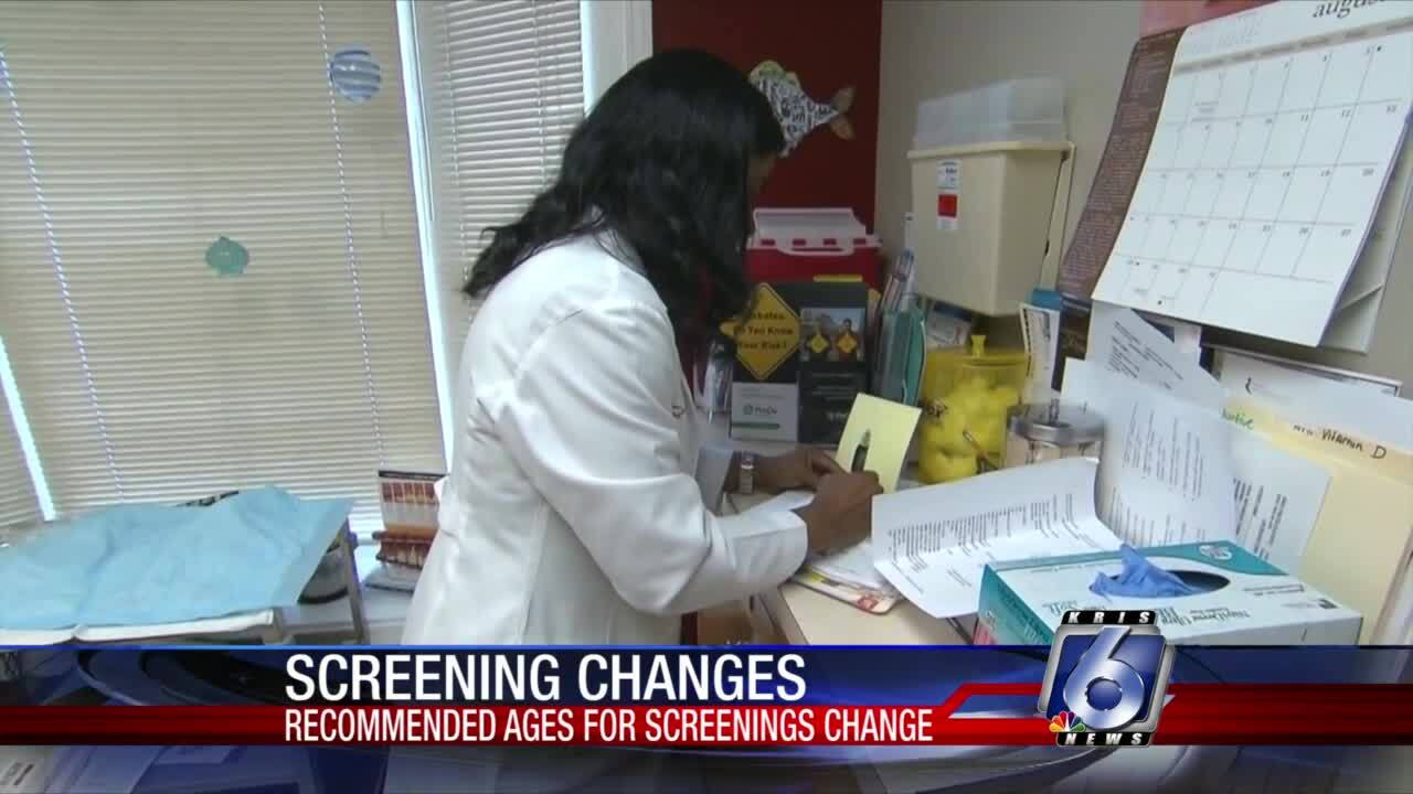 Cervical-cancer-screenings-change-25-rather-than-21