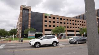 Sparrow Hospital in Lansing