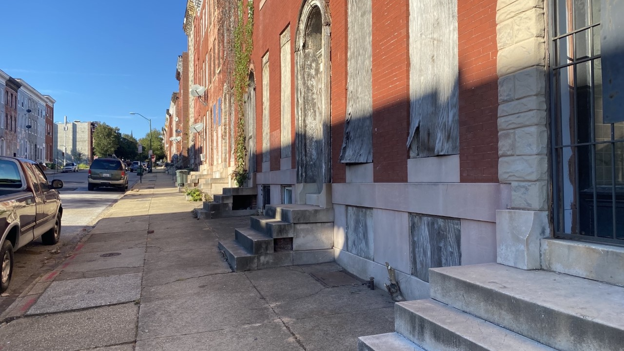 Parity Homes turning blight into hope in West Baltimore