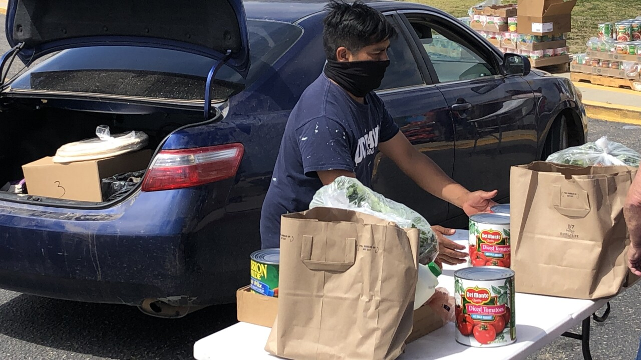 Lucia Mar SD food distribution