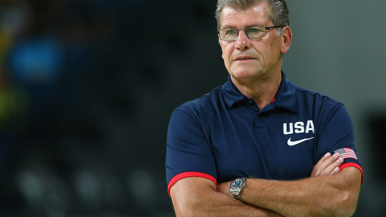 UConn coach Geno Auriemma's harsh take on young athletes goes viral ... a year later