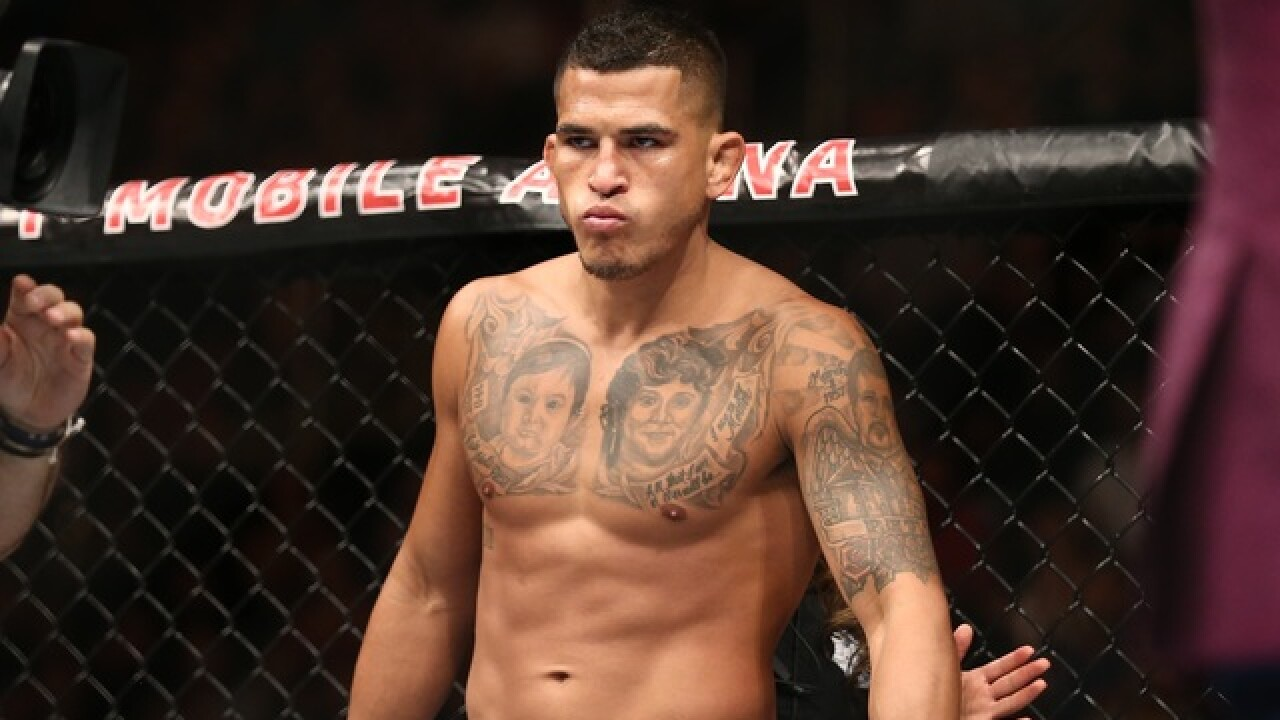 Milwaukee MMA fighter Anthony Pettis out of UFC 223 due to McGregor's rampage