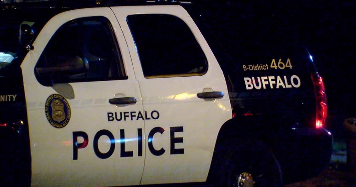 Buffalo police officer dragged, five others injured in pursuit of teen driver in stolen vehicle