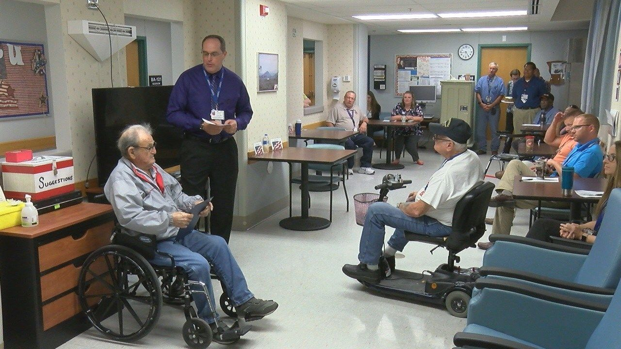 Central Texas WWII veteran celebrates 94th birthday