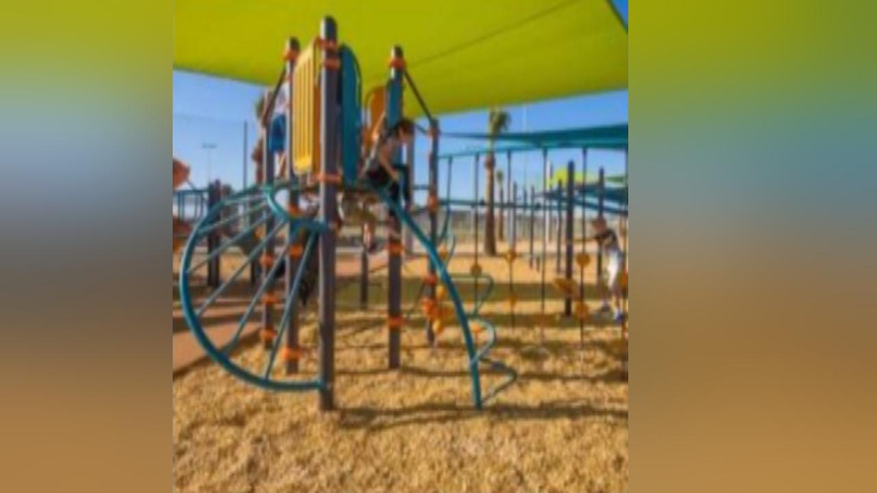 Taft needs volunteers to help install playground equipment