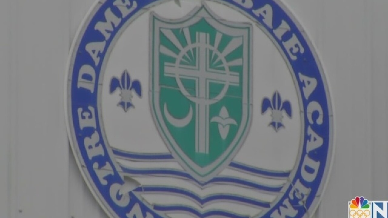 Notre Dame Academy hires new boys basketball coach