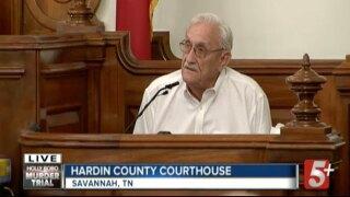 Zach Adams' Grandfather Testifies In Day 8 Of Bobo Trial