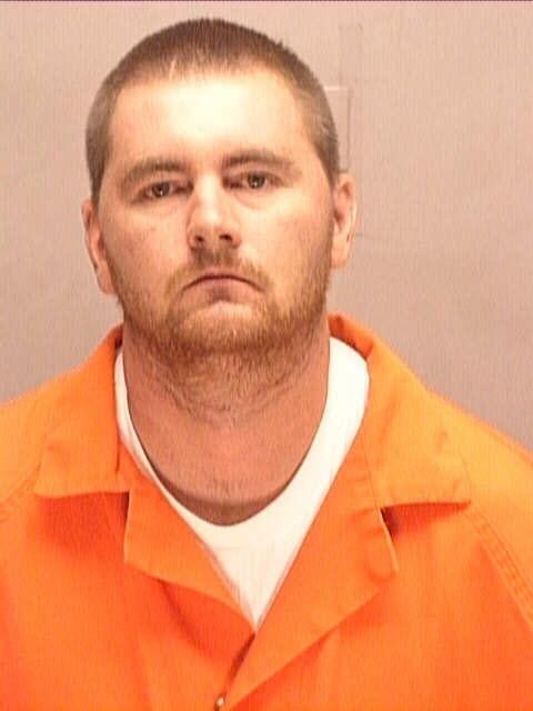 Paul Shane Garrett police mugshot