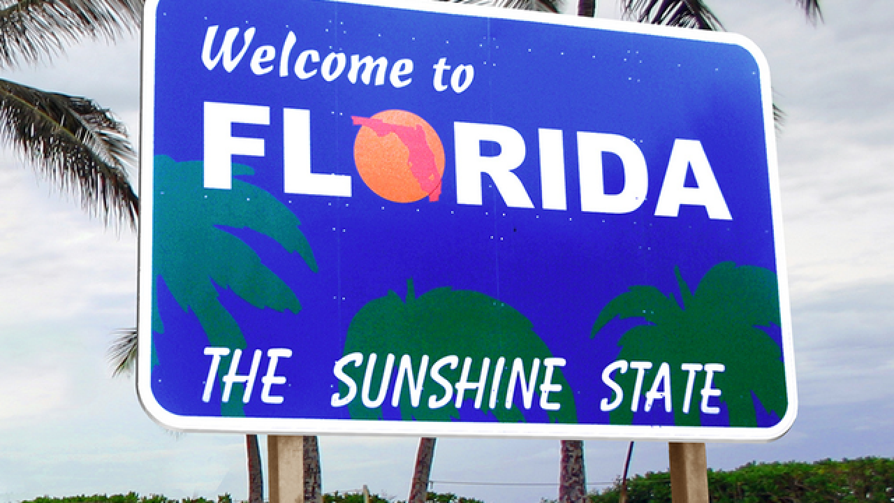 Hold the Mayo! Florida town is changing its name temporarily