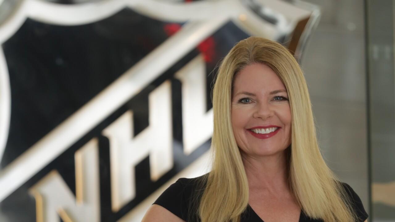 2019 NHL Executive Portrait