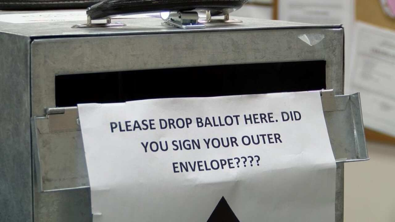 Cascade County Elections Office provides voting information